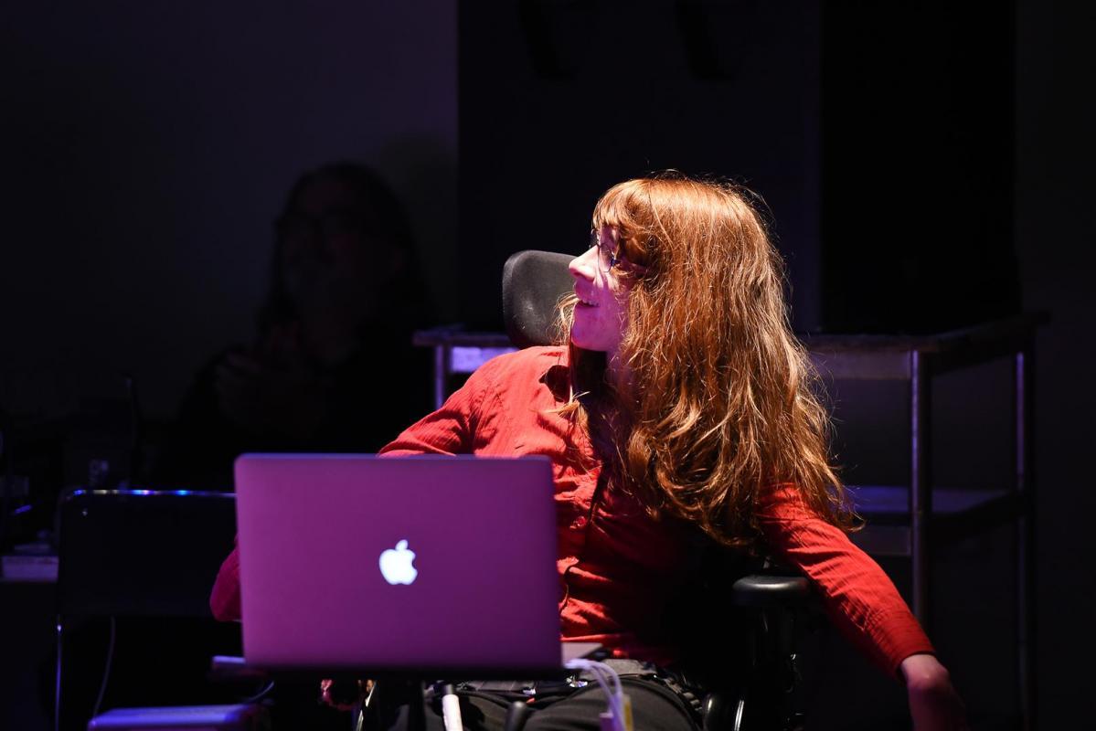 Rhona Smith on Notion Soundbeam