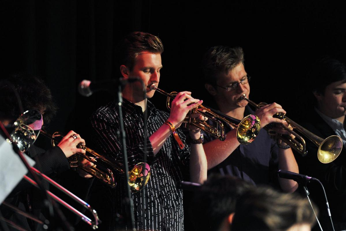 'The Magic of Brecker' Tour visits Birnam Arts Centre, Dunkeld, July 2014