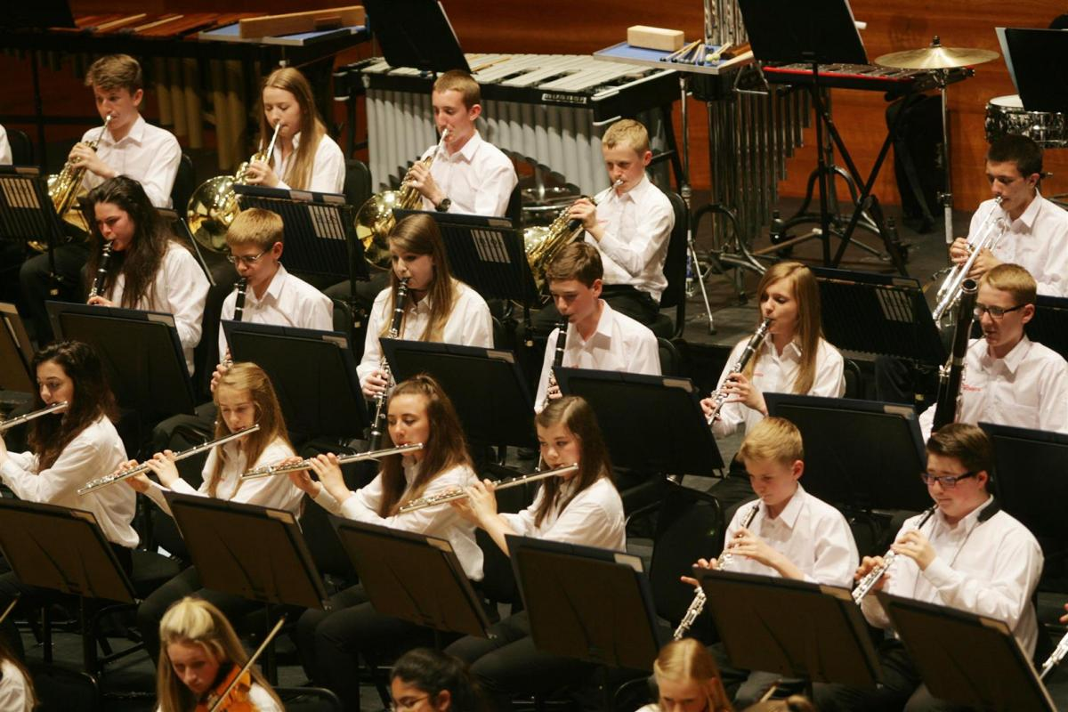 Wind and brass at Perth Concert Hall, July 2014