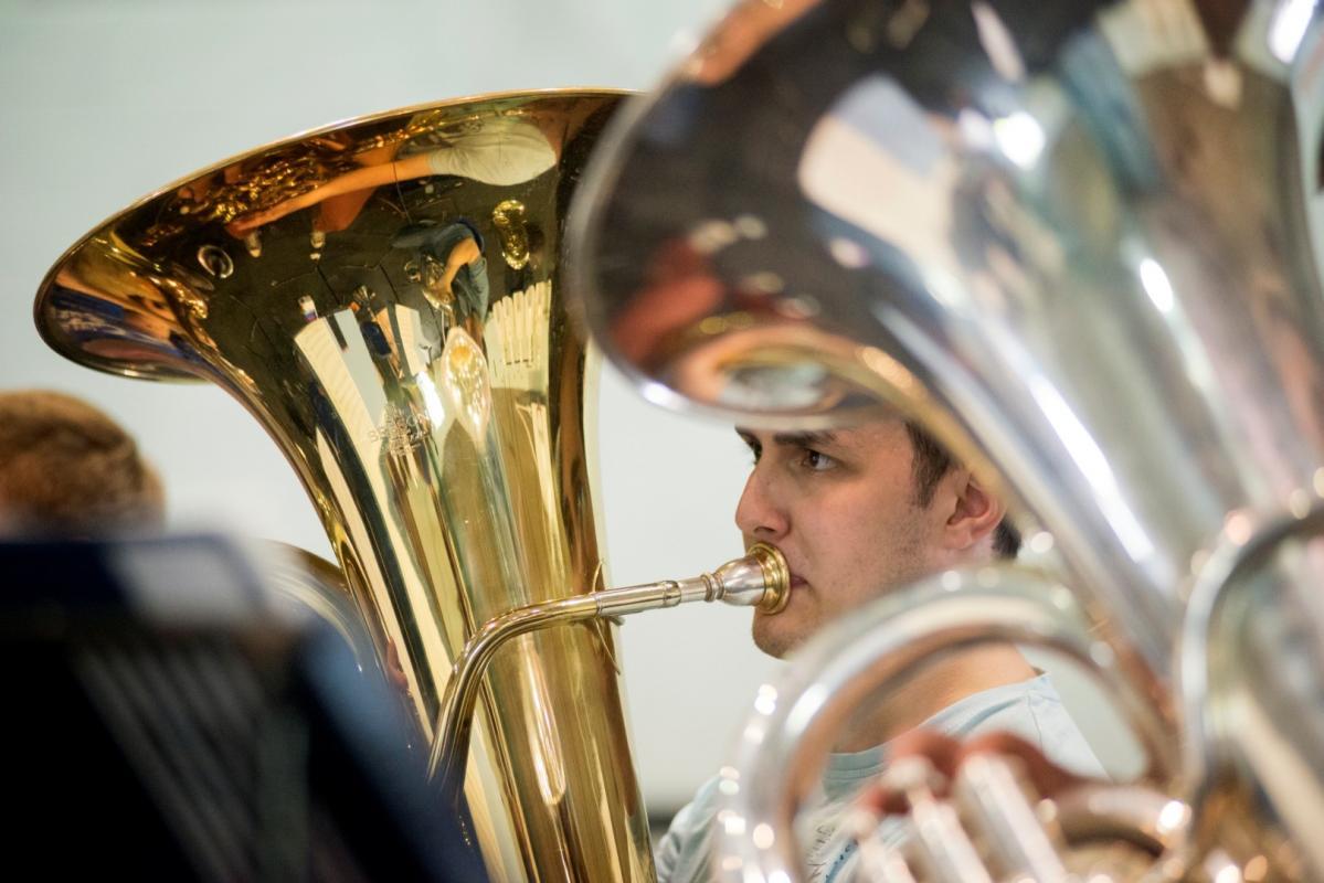 Summer rehearsals 2014