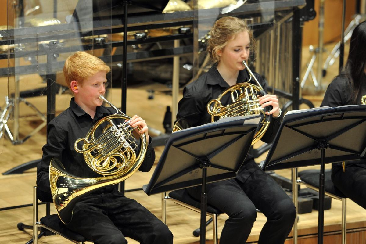 Spring concert at Glasgow Royal Concert Hall 2014