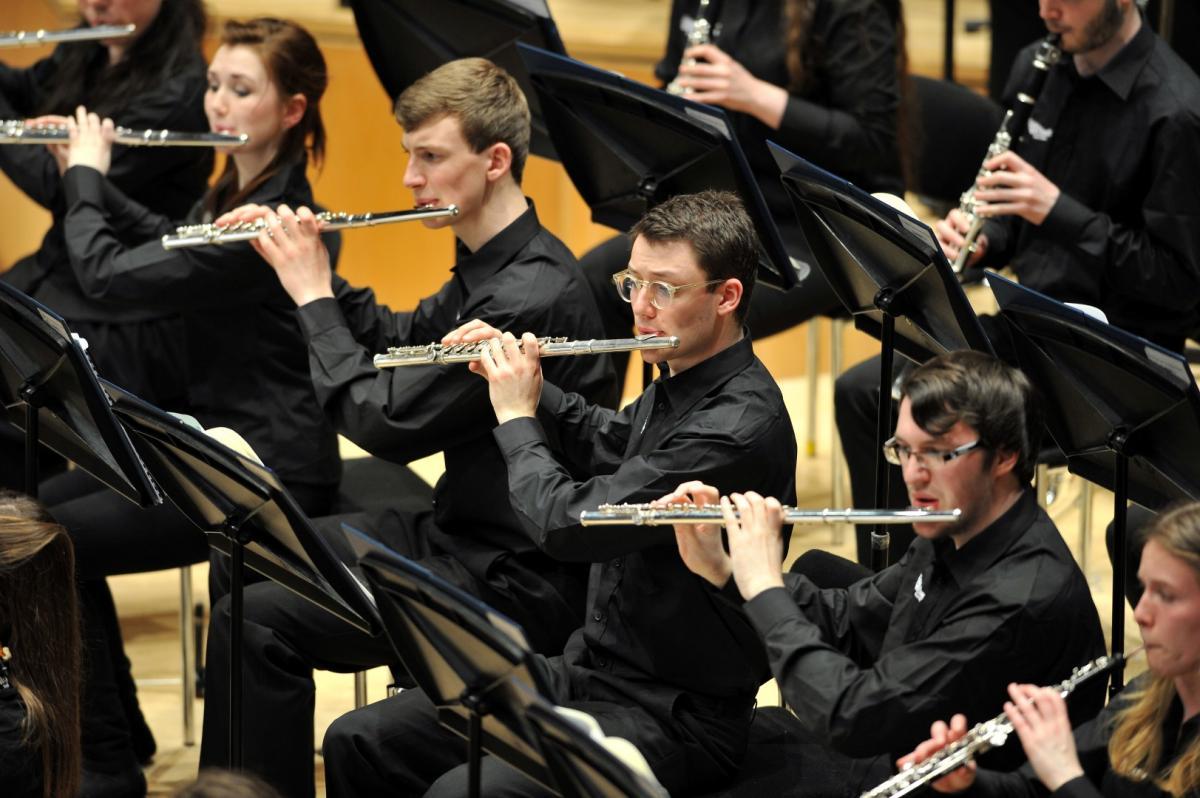 Spring concert at Glasgow Royal Concert Hall 2014