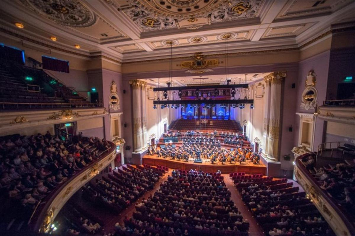 35th Anniversary Concert at the Usher Hall, August 2014