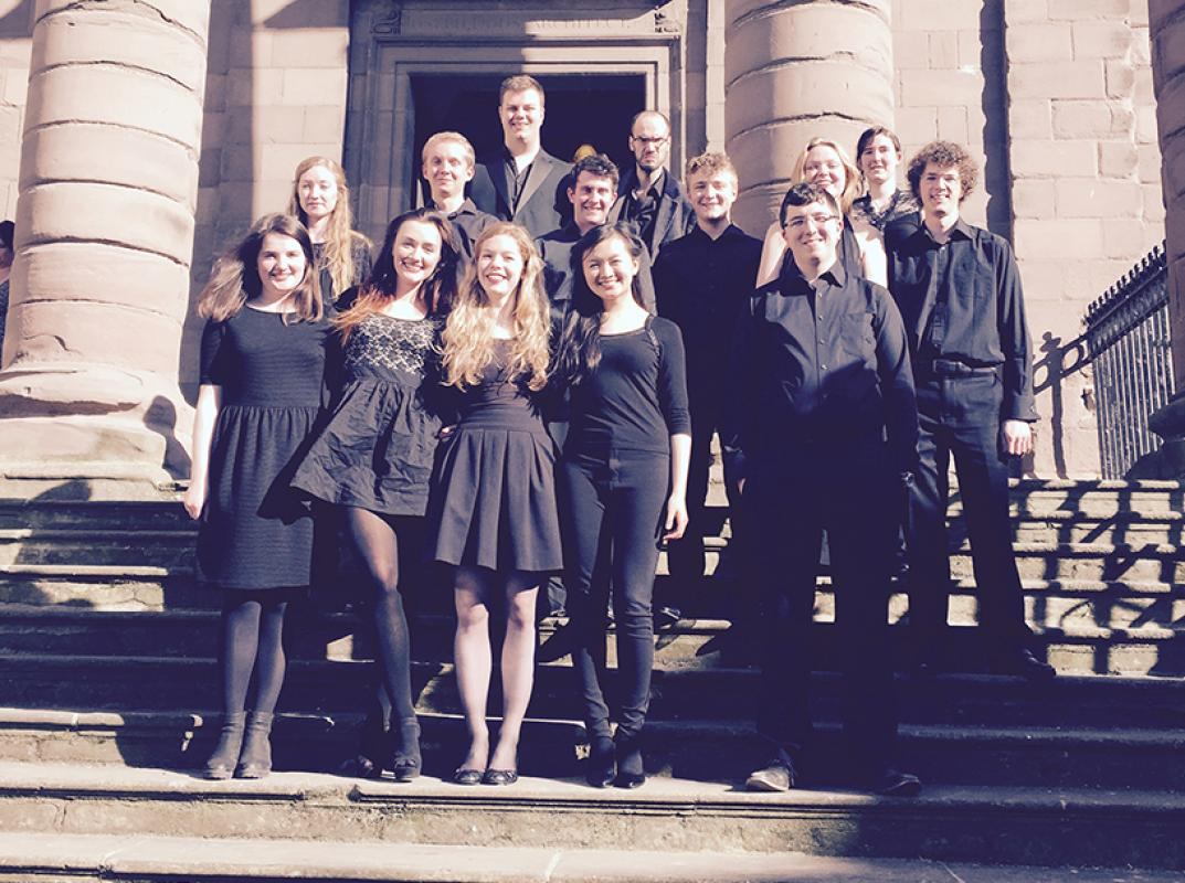 NYOS Futures, Guildhall, Berwick-upon-Tweed, 2015