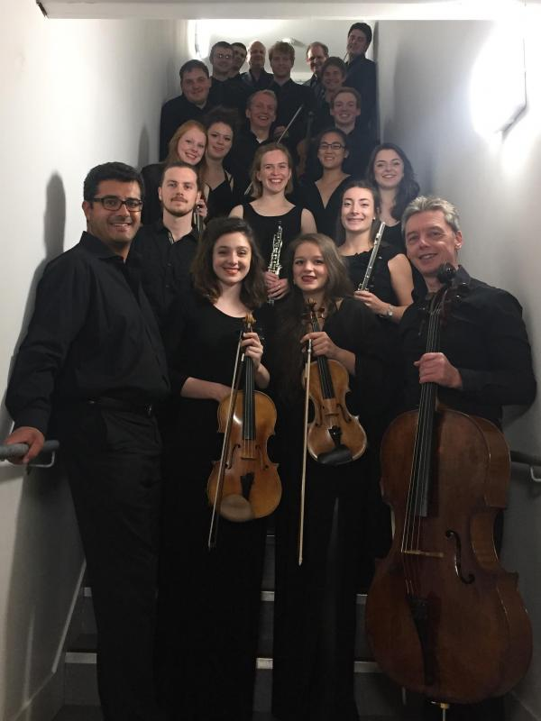 NYOS Camerata & Hebrides Ensemble, Die Walkure, Perth Concert Hall 2015