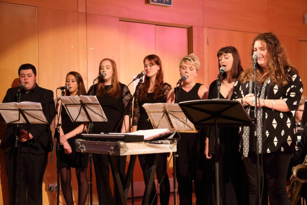 NYOS Jazz Choir & Jazz Orchestra