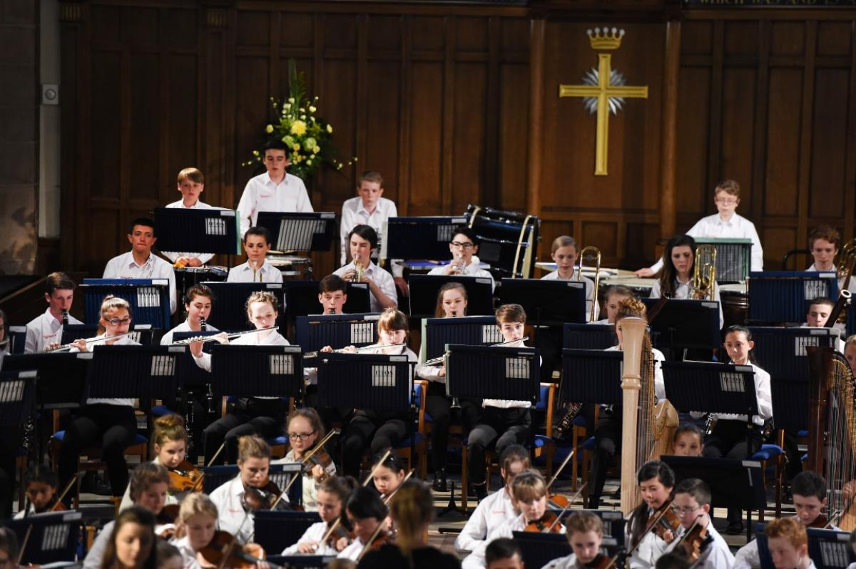 NYOS Junior Orchestra 2015
