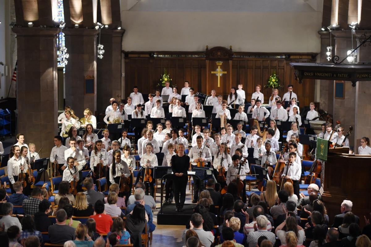 NYOS Junior Orchestra 2015