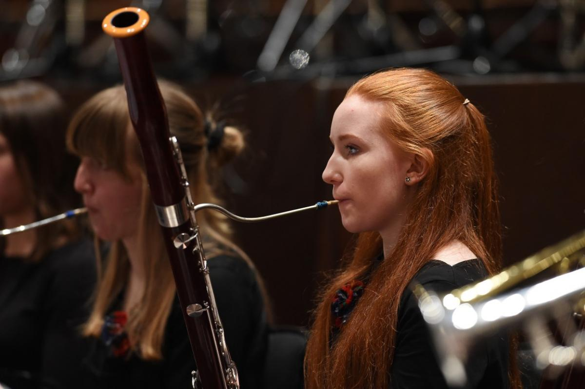 Brilliant bassoons at the Usher Hall, April 2017
