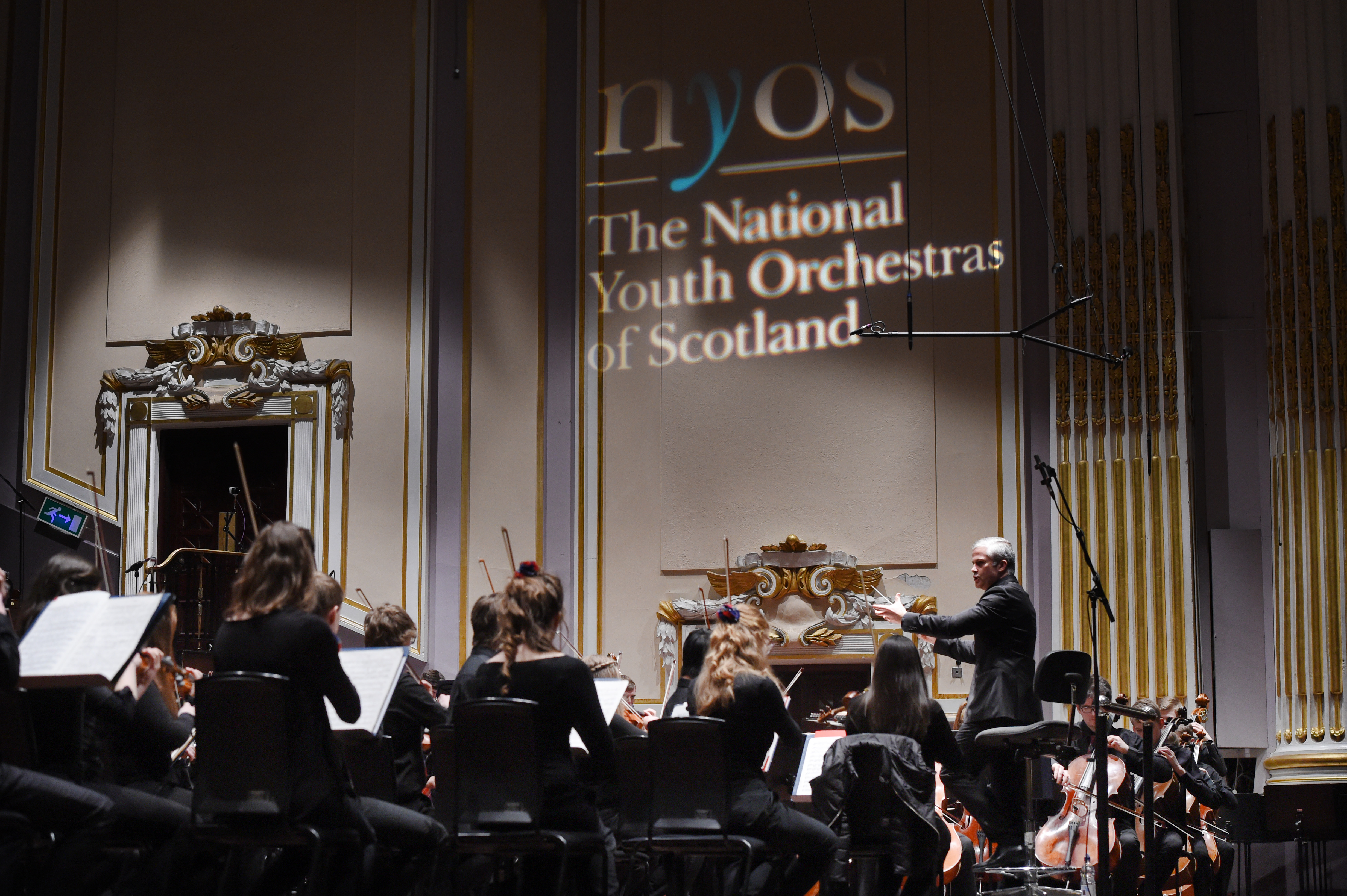 NYOS Symphony Orchestra, Perth Concert Hall, 2015