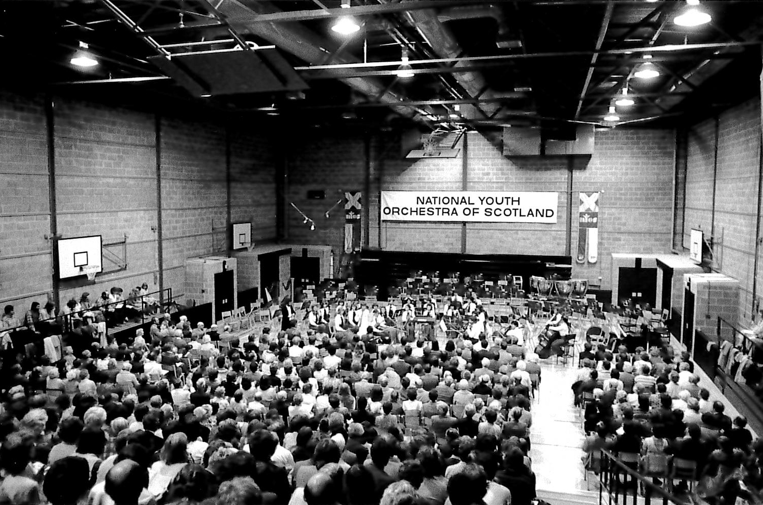 NYOS Symphony Orchestra 1980