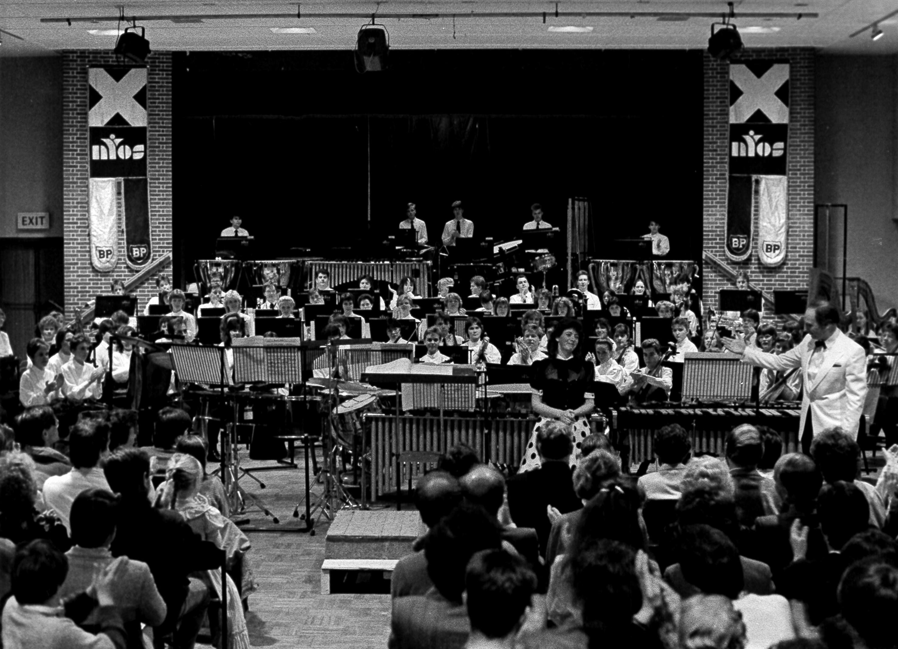 NYOS Symphony Orchestra 1987