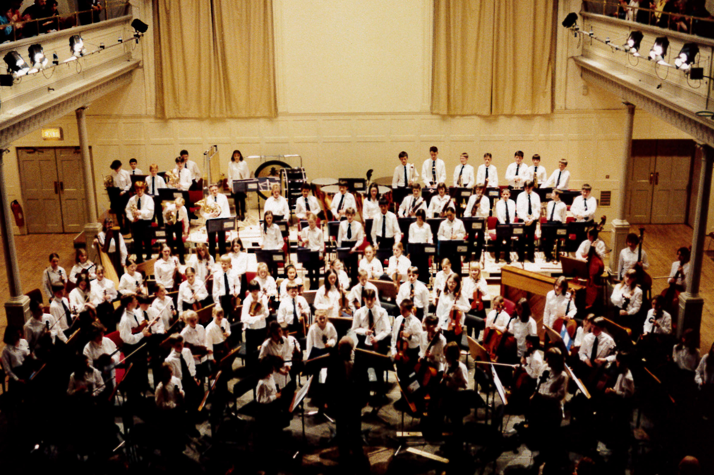 NYOS Junior Orchestra 1997
