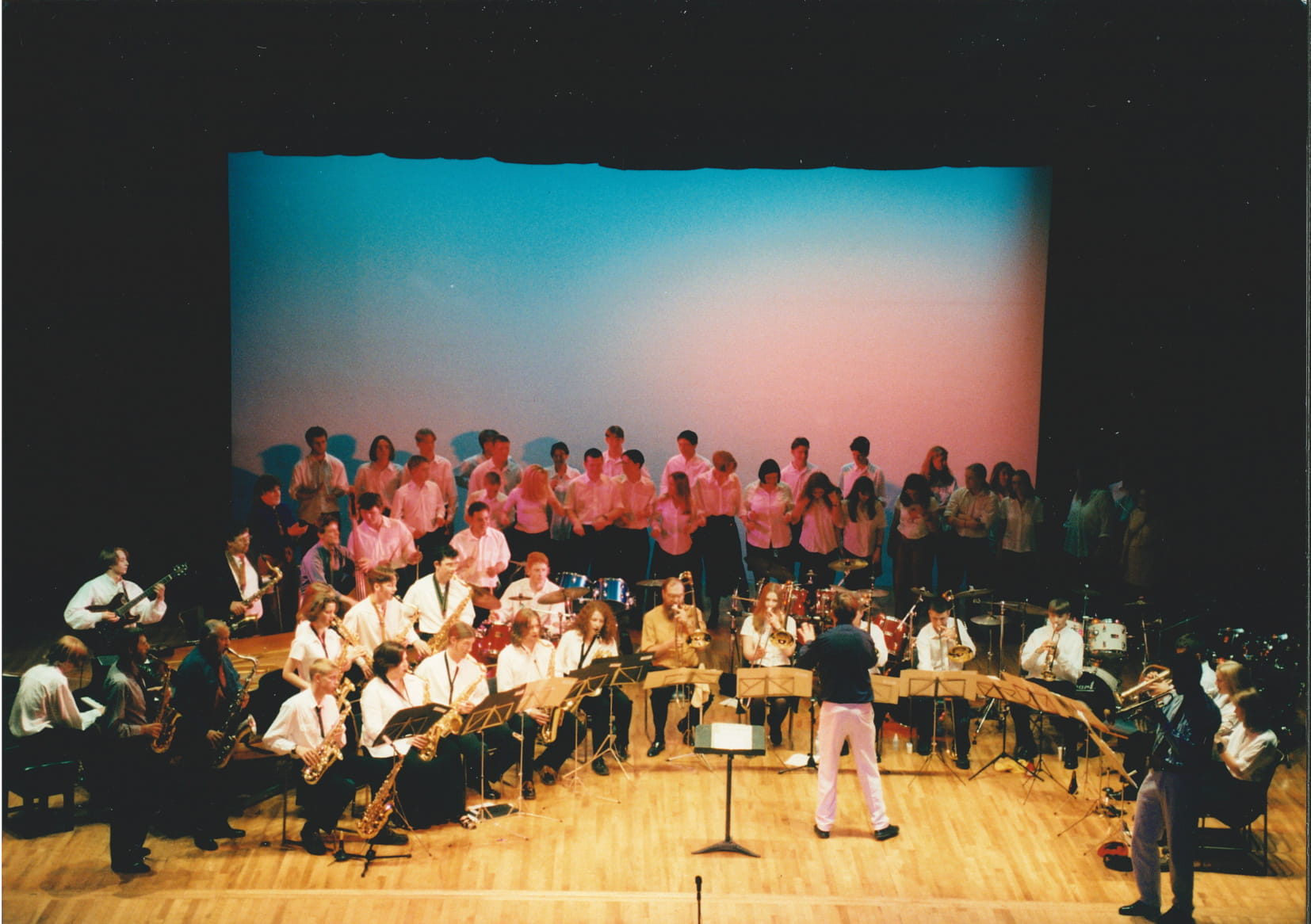 NYOS Jazz Orchestra 2001