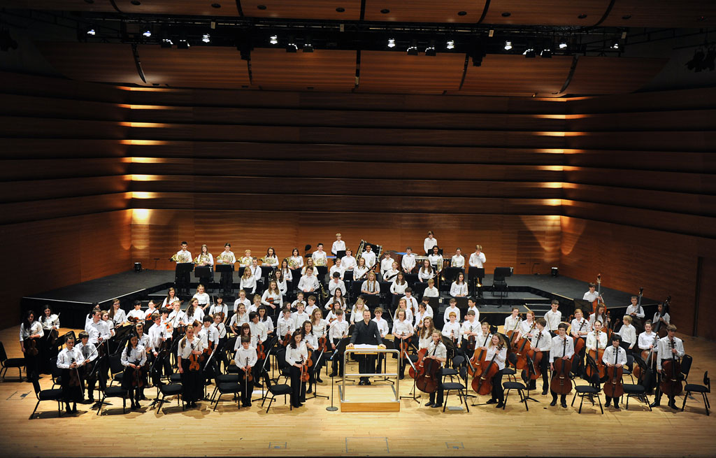 NYOS Junior Orchestra 2012