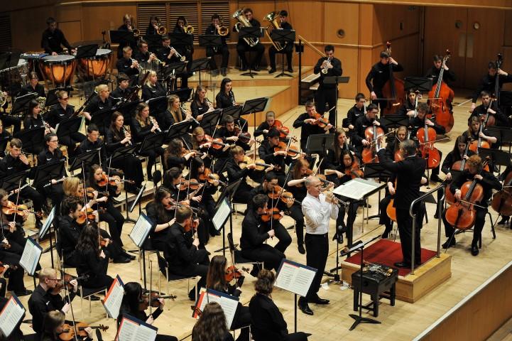 NYOS Symphony Orchestra 2014