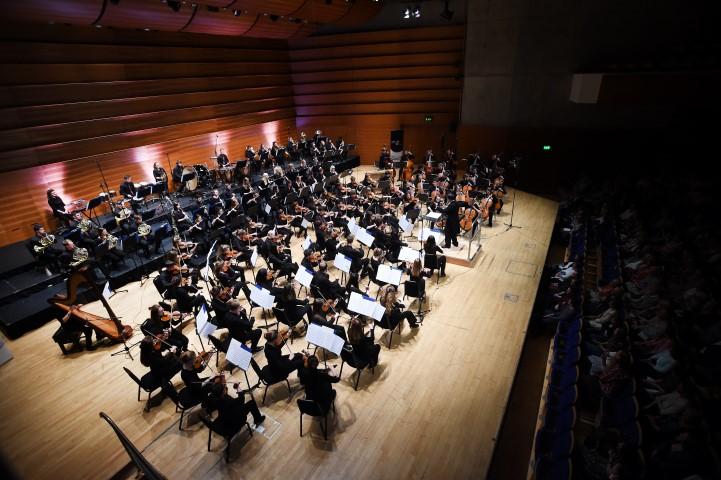 NYOS Symphony Orchestra 2015
